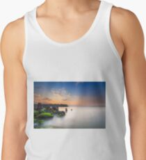 Fishbourne Breakwater Sunset Tank Top
