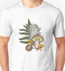 Pilzwald Unisex T-Shirt