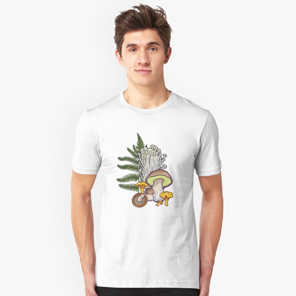 Pilzwald Slim Fit T-Shirt