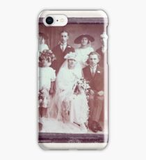 Family Ties iPhone Case/Skin