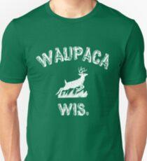 Dustin's Shirts WAUPACA WIS. Unisex T-Shirt