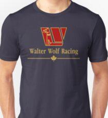 WALTER WOLF RACING - F1 TEAM Unisex T-Shirt
