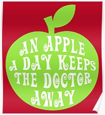 Healthy Living Posters