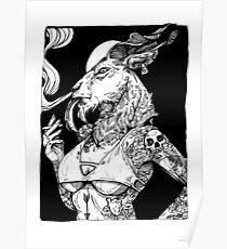 Goat Girl Poster