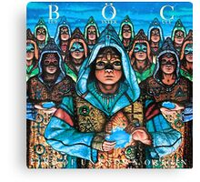 BLUE OYSTER CULT - COVER TREND Canvas Print