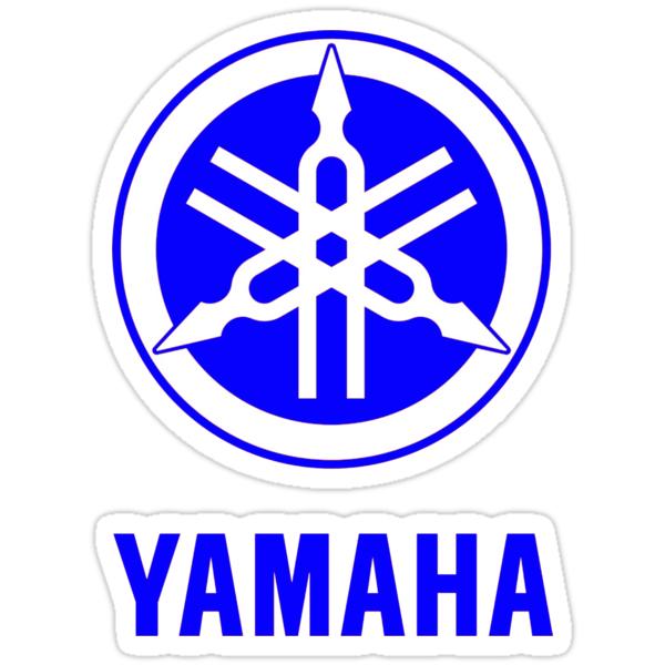 Yamaha Best Logo Stickers By Rontek46
