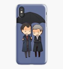 let me keep you dry  iPhone Case
