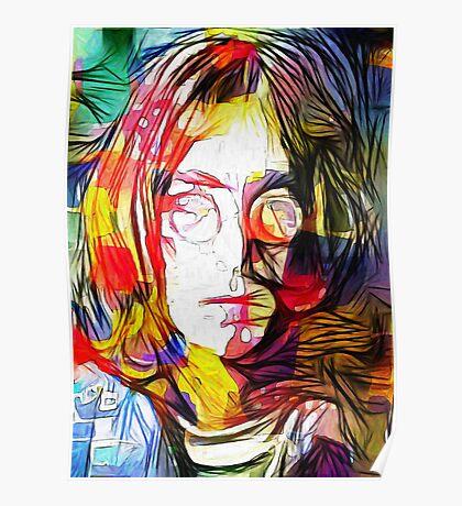 Imaginary Lennon Poster