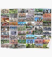 Rat Rod Bikes Build Off 11 Bike Poster Poster