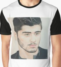 zayn colored pencil Graphic T-Shirt