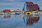 Reflected in Still Waters, Newfoundland by Gerda Grice