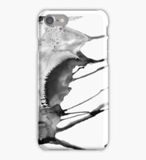 Ink Splatter iPhone Case/Skin