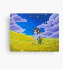 Clannad Wishes  Canvas Print