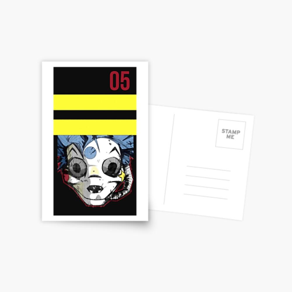 Killjoys Comic/Gerard Way Postcard