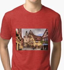 Romantic Hotel Tri-blend T-Shirt