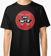 Massey Ferguson Tractors USA Classic T-Shirt
