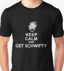 GET SCHWIFTY!!!!!! - www.shirtdorks.com T-Shirt