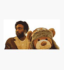 Childish Gambino - 3005 Photographic Print