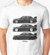 Mercedes 190E Evolution II Unisex T-Shirt