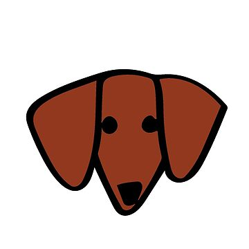 Sausage Dog by paperclipenguin