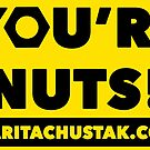 You're Nuts! by MaritaChustak