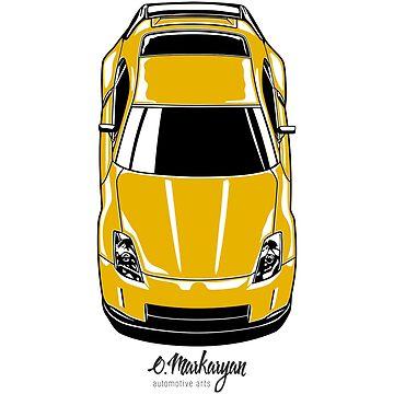 350Z  by OlegMarkaryan