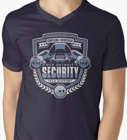 ED-209 - OCP Detroit Security - Tech Support T-Shirt