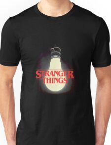 Stranger Things - Lightbulb Unisex T-Shirt