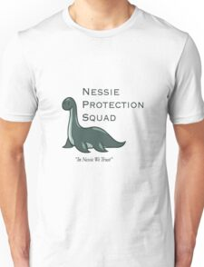 nessie protection squad Unisex T-Shirt