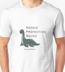nessie protection squad T-Shirt
