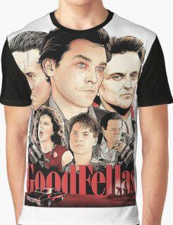 Goodfellas Retro Graphic T-Shirt