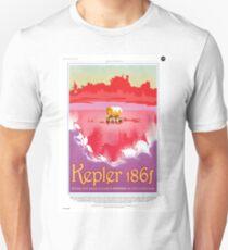 Keper 186f Where the Grass is Always Redder Unisex T-Shirt