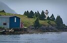 Woody Point, Newfoundland and Labrador, Canada by Gerda Grice