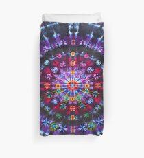 Psychedelic Tie Dye Duvet Cover