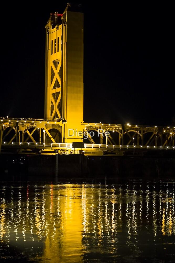 Tower Bridge by Diego Re