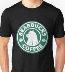 Bearbucks Coffee Unisex T-Shirt