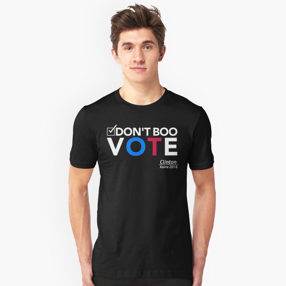 Nicht böse: Hillary Clinton / Kaine Slim Fit T-Shirt