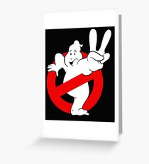 Ghostbusters 2 Greeting Card