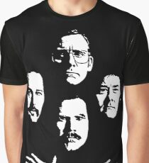 I See a Little Silhouetto of an Anchorman Graphic T-Shirt