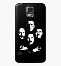 I See a Little Silhouetto of an Anchorman Case/Skin for Samsung Galaxy
