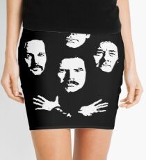 I See a Little Silhouetto of an Anchorman Mini Skirt