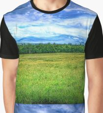 Canon Mountains Graphic T-Shirt
