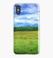 Canon Mountains iPhone Case/Skin