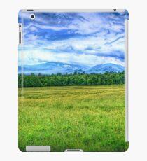 Canon Mountains iPad Case/Skin