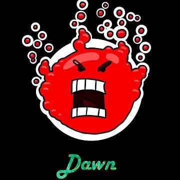Anger Bubble - Dawn by ShadedDawn