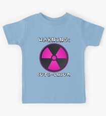Warning - Super Cute Radioactive Kids Clothes