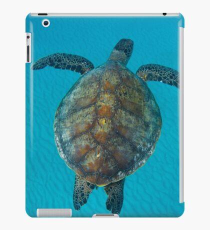 Peace turtle - print iPad Case/Skin