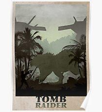 Tomb Raider 1 Poster
