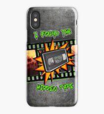 Legend of the Hidden Tape iPhone Case/Skin