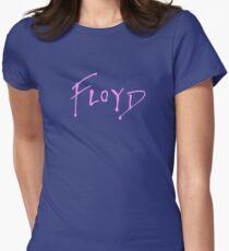 Pink Floyd Minimalist Shirt Womens Fitted T-Shirt